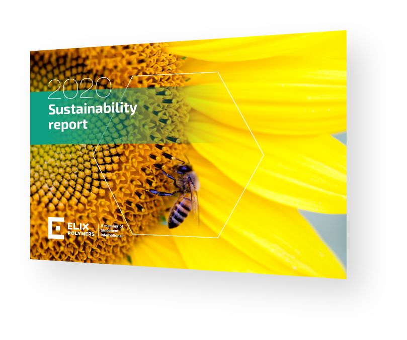 Our <br><strong>Sustainability Report 2020</strong><br>is now available