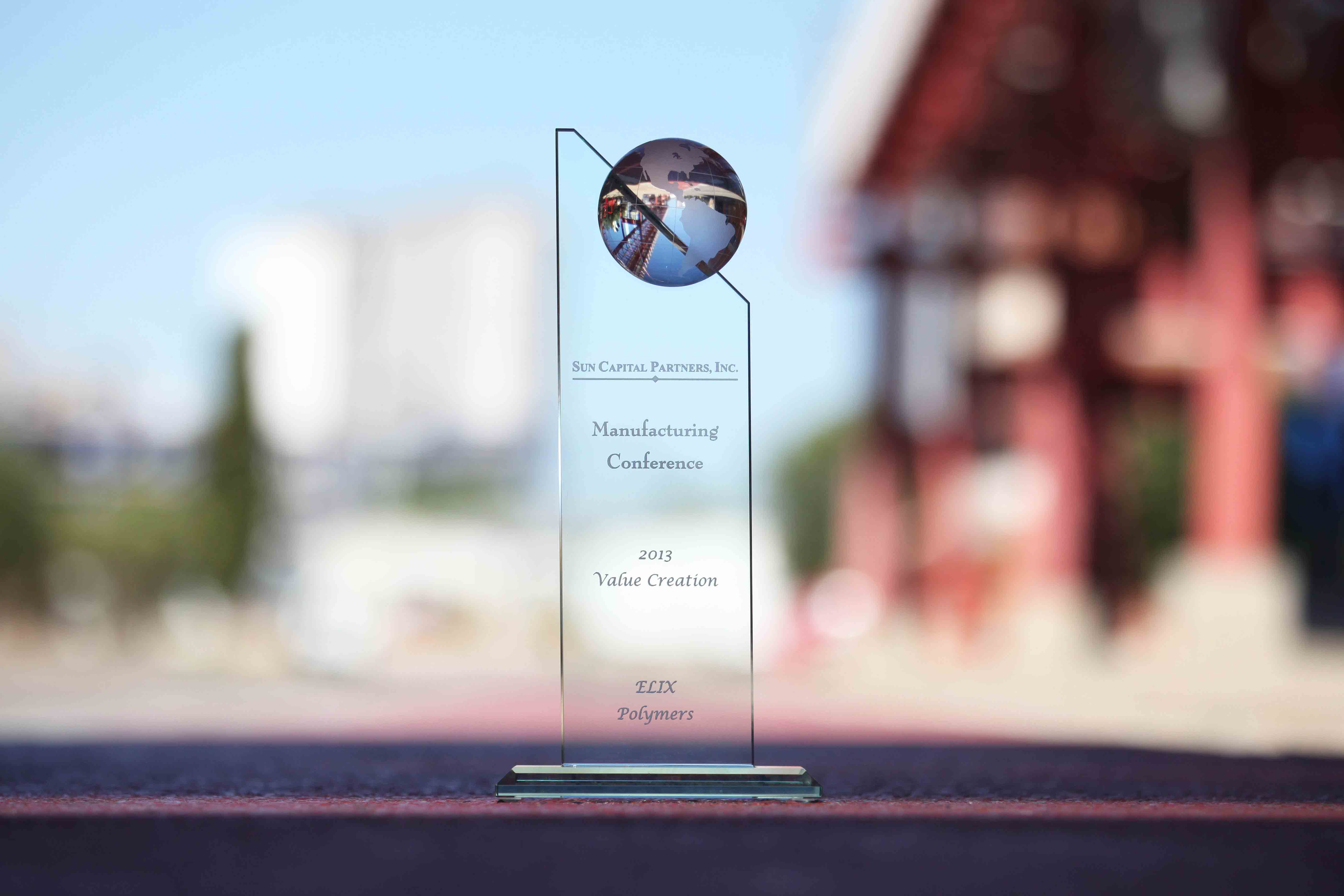 MANUFACTURING COMPANY OF THE YEAR – Value Creation