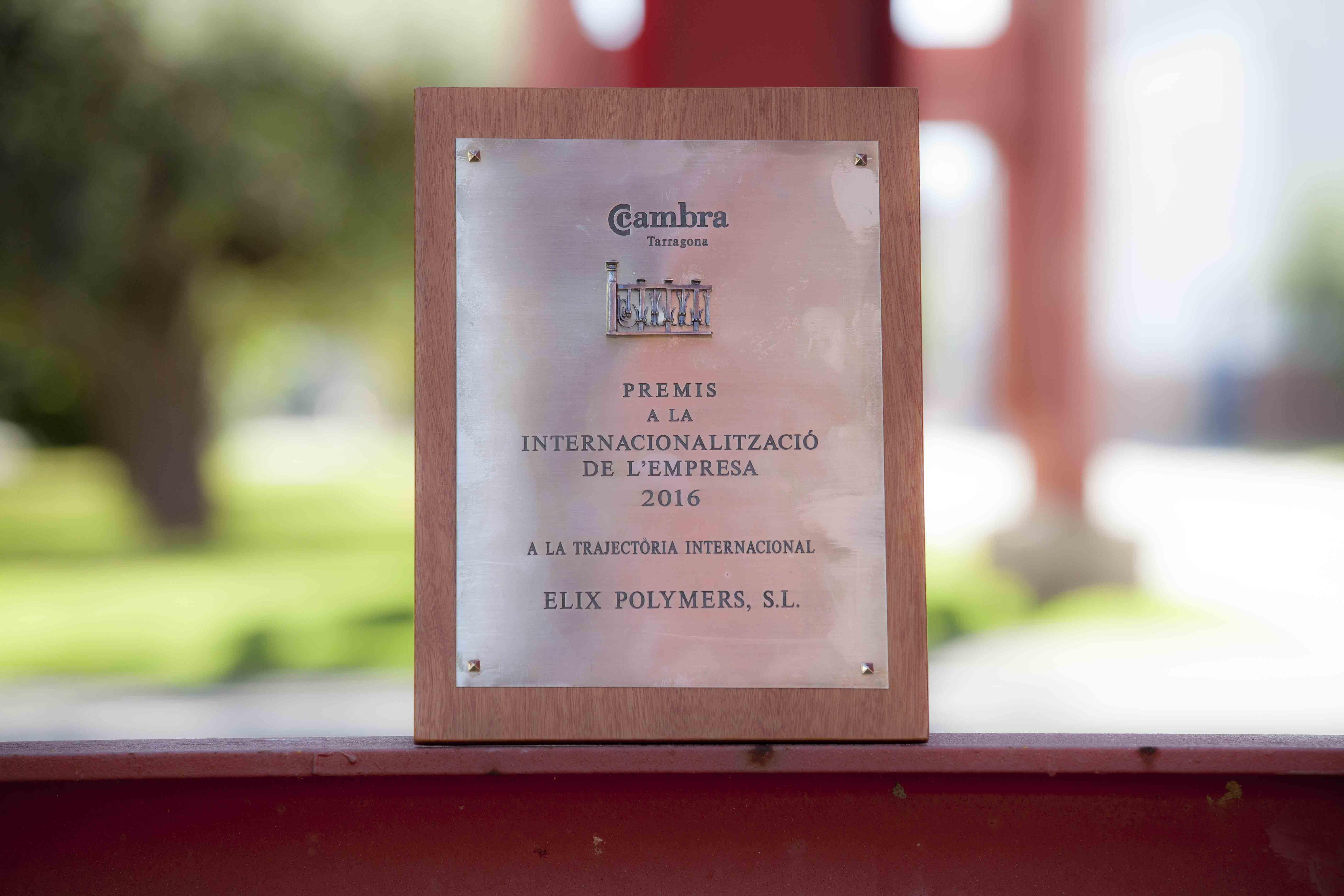 International Track Record