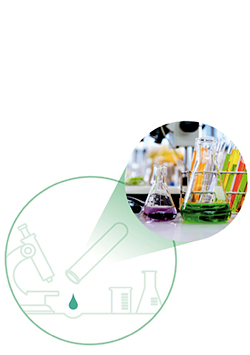 Evaluación de la resistencia química  de los grados ELIX ABS