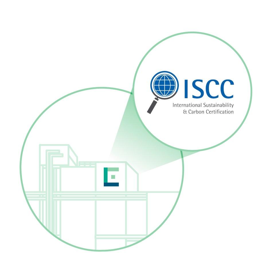 Productos ELIX ABS y ABS blends circulares o de origen biológico certificados bajo ISCC