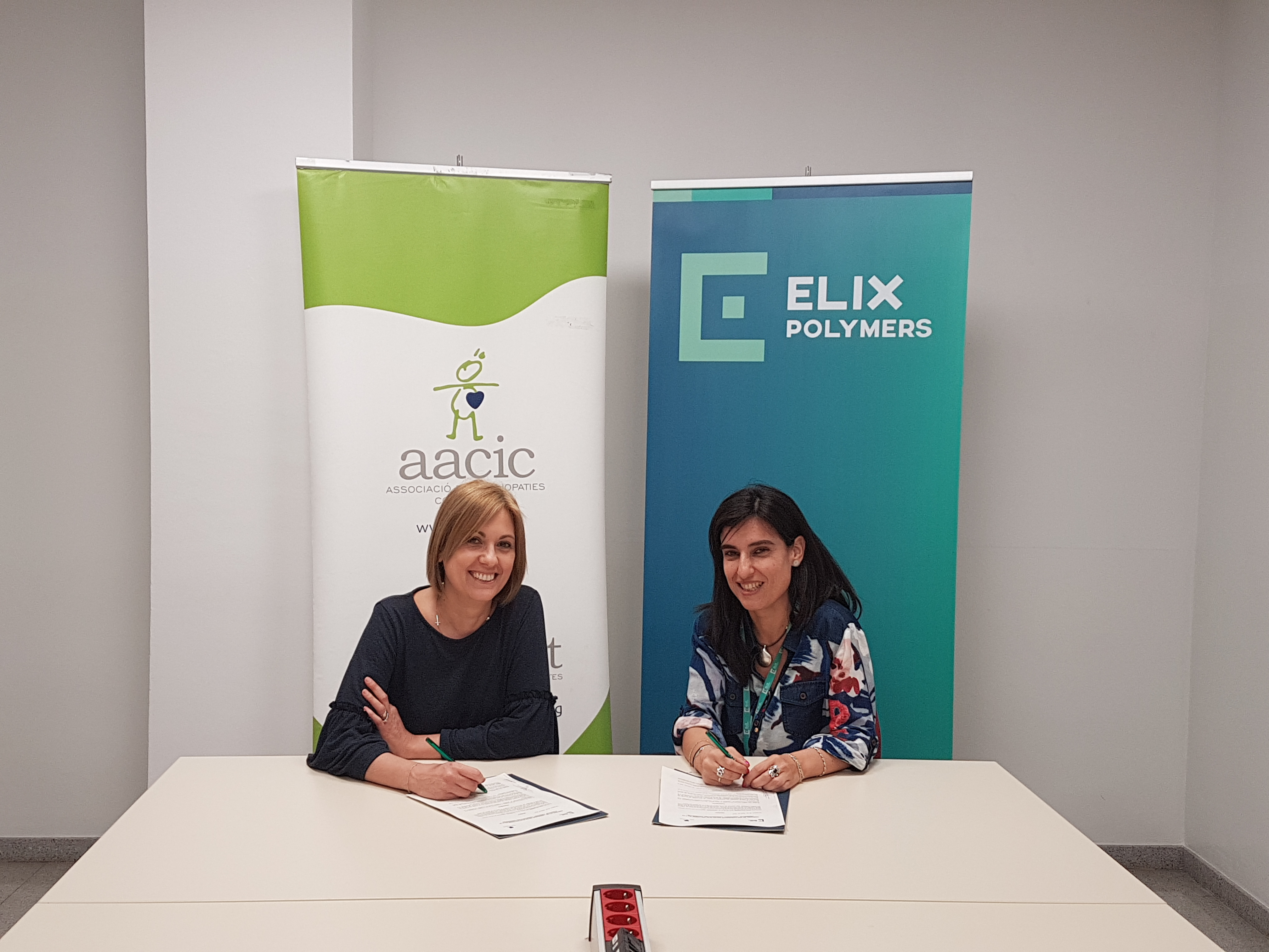 ELIX Polymers committed CorAvant congenital heart disease foundation