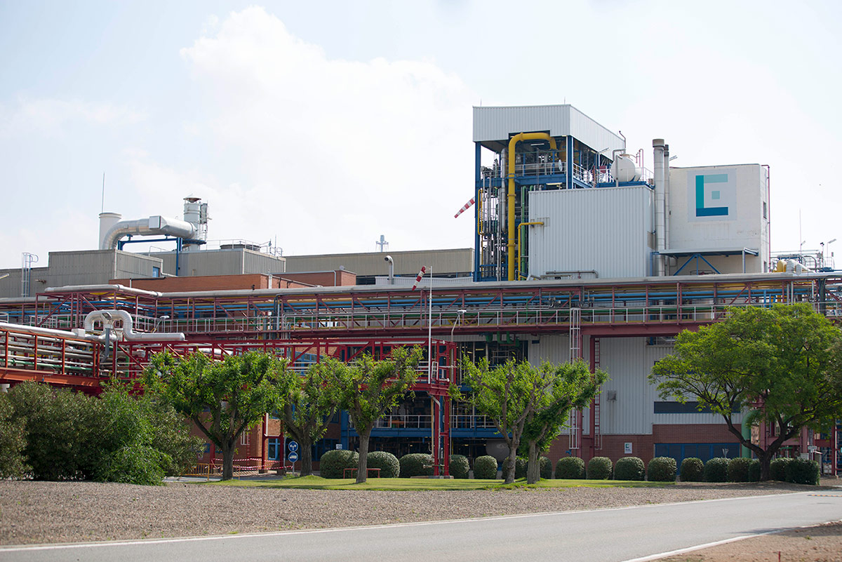 ELIX Polymers new investment Tarragona plant
